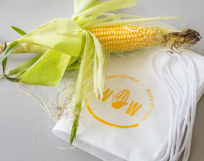 Kukoricakeményítő alapú termékek
